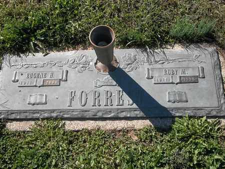 FORREST, EUGENE - Morgan County, Missouri | EUGENE FORREST - Missouri Gravestone Photos