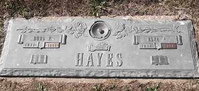 HAYES, ELVA A - Morgan County, Missouri | ELVA A HAYES - Missouri Gravestone Photos