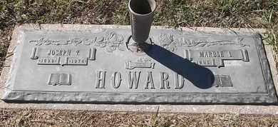 HOWARD, JOSEPH T - Morgan County, Missouri   JOSEPH T HOWARD - Missouri Gravestone Photos