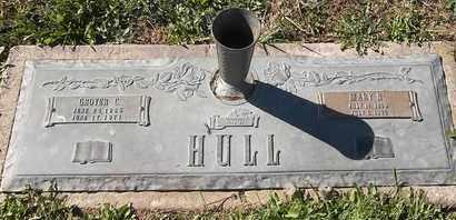 HULL, GROVER C - Morgan County, Missouri | GROVER C HULL - Missouri Gravestone Photos