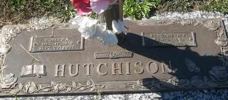 HUTCHISON, ELIZABETH E - Morgan County, Missouri | ELIZABETH E HUTCHISON - Missouri Gravestone Photos