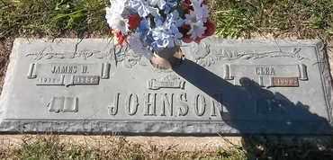JOHNSON, JAMES H - Morgan County, Missouri | JAMES H JOHNSON - Missouri Gravestone Photos