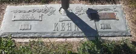KEHR, THELMA E - Morgan County, Missouri | THELMA E KEHR - Missouri Gravestone Photos