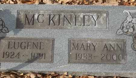 MCKINLEY, MARY ANN - Morgan County, Missouri | MARY ANN MCKINLEY - Missouri Gravestone Photos