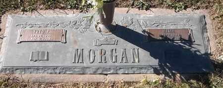MORGAN, MELVA - Morgan County, Missouri   MELVA MORGAN - Missouri Gravestone Photos