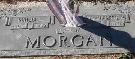 MORGAN, PHILLIP S - Morgan County, Missouri | PHILLIP S MORGAN - Missouri Gravestone Photos
