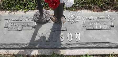NELSON, EVELYN L - Morgan County, Missouri | EVELYN L NELSON - Missouri Gravestone Photos