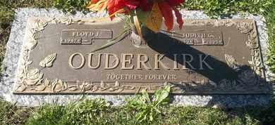 OUDERKIRK, JUDITH G - Morgan County, Missouri | JUDITH G OUDERKIRK - Missouri Gravestone Photos