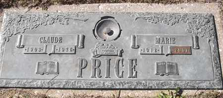 PRICE, MARIE - Morgan County, Missouri | MARIE PRICE - Missouri Gravestone Photos