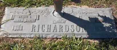 RICHARDSON, FERN - Morgan County, Missouri | FERN RICHARDSON - Missouri Gravestone Photos