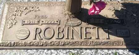 ROBINETT, FRED - Morgan County, Missouri | FRED ROBINETT - Missouri Gravestone Photos