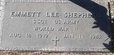 SHEPHERD, EMMETT LEE - MILITARY - Morgan County, Missouri | EMMETT LEE - MILITARY SHEPHERD - Missouri Gravestone Photos