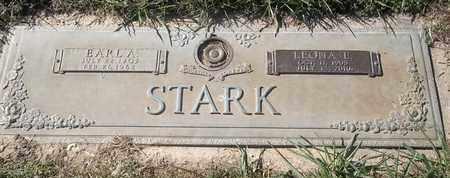 STARK, LEONA E - Morgan County, Missouri | LEONA E STARK - Missouri Gravestone Photos