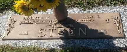 STEEN, HOLMES - Morgan County, Missouri | HOLMES STEEN - Missouri Gravestone Photos