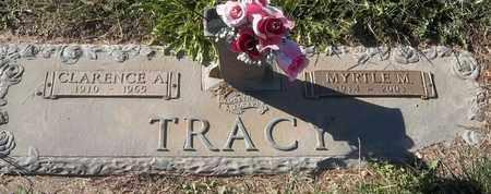 TRACY, CLARENCE A - Morgan County, Missouri | CLARENCE A TRACY - Missouri Gravestone Photos