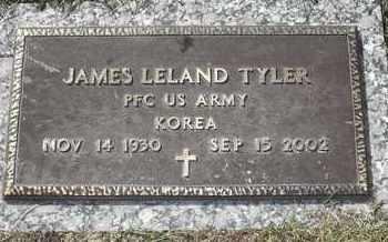 TYLER, JAMES LELAND - Morgan County, Missouri   JAMES LELAND TYLER - Missouri Gravestone Photos