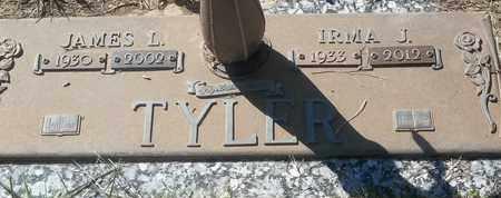 TYLER, JAMES L - Morgan County, Missouri   JAMES L TYLER - Missouri Gravestone Photos