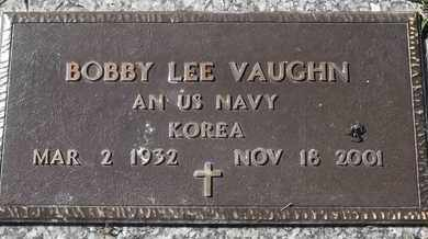 VAUGHN, BOBBY LEE - MLITARY - Morgan County, Missouri | BOBBY LEE - MLITARY VAUGHN - Missouri Gravestone Photos