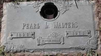 WALTERS, PEARL L - Morgan County, Missouri | PEARL L WALTERS - Missouri Gravestone Photos