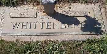WHTTENBERG, GUY E - Morgan County, Missouri | GUY E WHTTENBERG - Missouri Gravestone Photos