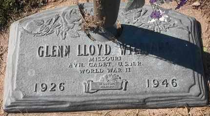 WILLIAMS, GLENN LLOYD - Morgan County, Missouri | GLENN LLOYD WILLIAMS - Missouri Gravestone Photos