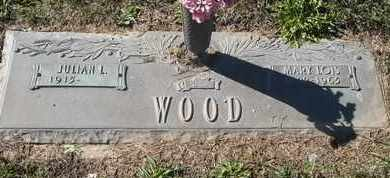 WOOD, MARY LOIS - Morgan County, Missouri | MARY LOIS WOOD - Missouri Gravestone Photos