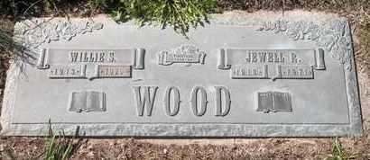WOOD, WILLIE S - Morgan County, Missouri | WILLIE S WOOD - Missouri Gravestone Photos