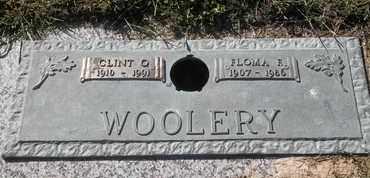 WOOLERY, FLOMA F - Morgan County, Missouri | FLOMA F WOOLERY - Missouri Gravestone Photos