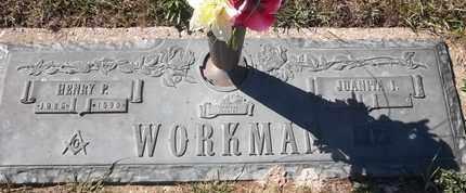 WORKMAN, HENRY P - Morgan County, Missouri | HENRY P WORKMAN - Missouri Gravestone Photos