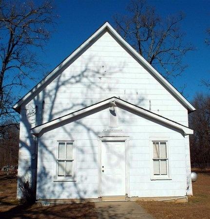 *, MT. OLIVE CHURCH - Newton County, Missouri | MT. OLIVE CHURCH * - Missouri Gravestone Photos