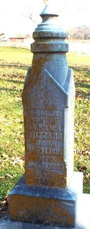 BUZZARD, ELMER - Newton County, Missouri   ELMER BUZZARD - Missouri Gravestone Photos