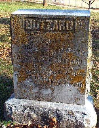 BUZZARD, ELIZABETH - Newton County, Missouri | ELIZABETH BUZZARD - Missouri Gravestone Photos