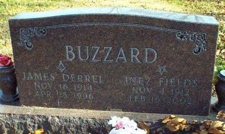 BUZZARD, JAMES DERREL - Newton County, Missouri | JAMES DERREL BUZZARD - Missouri Gravestone Photos
