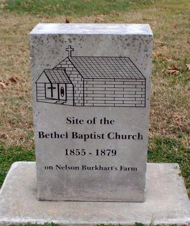 *, BETHEL BAPTIST CHURCH MEMORIAL - Newton County, Missouri | BETHEL BAPTIST CHURCH MEMORIAL * - Missouri Gravestone Photos