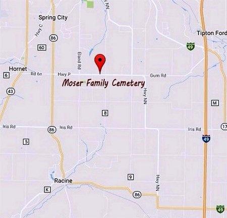 *, CEMETERY LOCATION - Newton County, Missouri   CEMETERY LOCATION * - Missouri Gravestone Photos