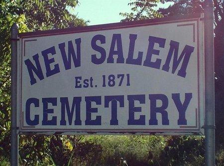 *, CEMETERY SIGN - Newton County, Missouri   CEMETERY SIGN * - Missouri Gravestone Photos