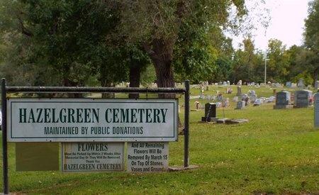 *, CEMETERY SIGN - Newton County, Missouri | CEMETERY SIGN * - Missouri Gravestone Photos
