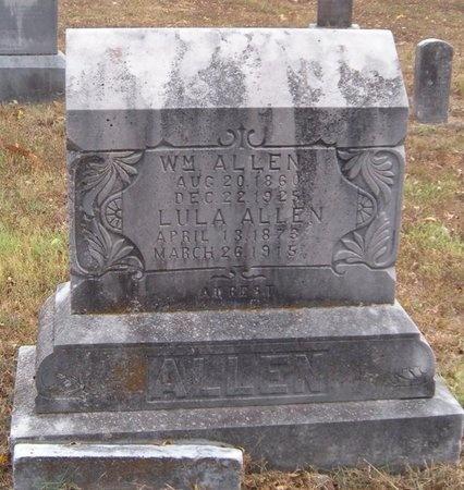 ALLEN, WILLIAM - Newton County, Missouri | WILLIAM ALLEN - Missouri Gravestone Photos
