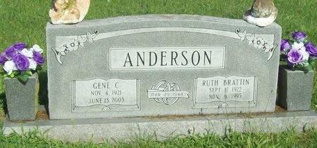 ANDERSON, RUTH - Newton County, Missouri | RUTH ANDERSON - Missouri Gravestone Photos