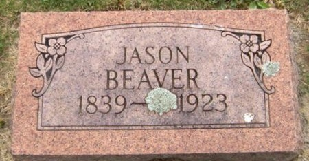 BEAVER, JASON W (VETERAN CSA) - Newton County, Missouri | JASON W (VETERAN CSA) BEAVER - Missouri Gravestone Photos