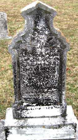 BOWMAN, JACOB B - Newton County, Missouri | JACOB B BOWMAN - Missouri Gravestone Photos