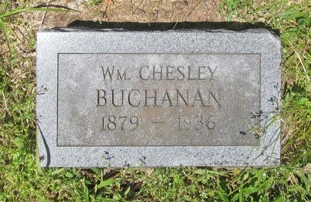 BUCHANAN, WILLIAM CHESLEY - Newton County, Missouri | WILLIAM CHESLEY BUCHANAN - Missouri Gravestone Photos