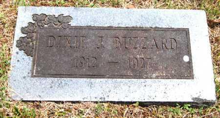 BUZZARD, DIXIE J - Newton County, Missouri   DIXIE J BUZZARD - Missouri Gravestone Photos