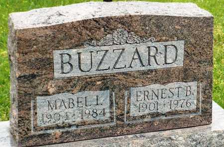BUZZARD, ERNEST BRANDFORD - Newton County, Missouri | ERNEST BRANDFORD BUZZARD - Missouri Gravestone Photos