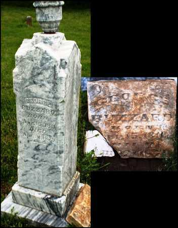 BUZZARD, GEORGE - Newton County, Missouri   GEORGE BUZZARD - Missouri Gravestone Photos