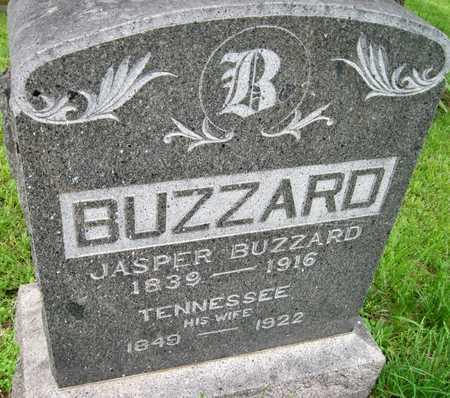 BUZZARD, JASPER - Newton County, Missouri | JASPER BUZZARD - Missouri Gravestone Photos