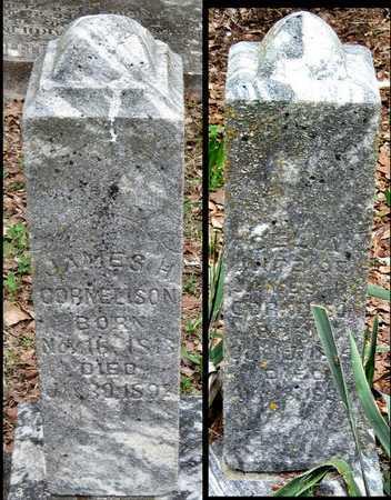 CORNELISON, JAMES HARRISON - Newton County, Missouri | JAMES HARRISON CORNELISON - Missouri Gravestone Photos