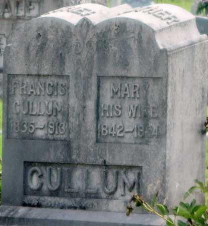 COX CULLUM, MARY - Newton County, Missouri   MARY COX CULLUM - Missouri Gravestone Photos
