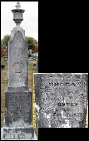 ESTES, RHODA - Newton County, Missouri | RHODA ESTES - Missouri Gravestone Photos