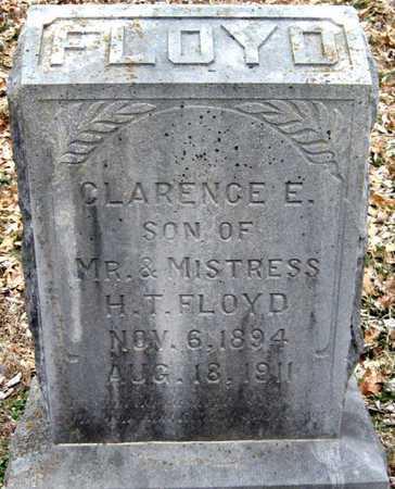 FLOYD, CLARENCE EVAN - Newton County, Missouri | CLARENCE EVAN FLOYD - Missouri Gravestone Photos